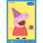 Peppa Pig Favour Loot Lolly Treat Party Bags 8pk 370249