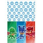 PJ Masks Plastic Table Cover Tablecloth Tableware 570024
