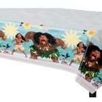 Moana Plastic Party Table Cover Tablecloth 571832