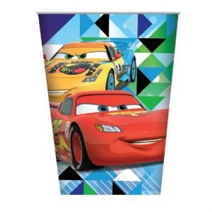8pk Disney Cars Paper Cups E2097