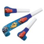 8pk Disney Cars Party Blowouts Blowers Favour E2106