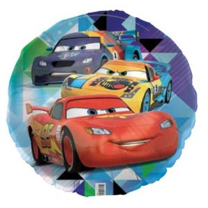 Disney Cars Foil Balloon 45cm E2109