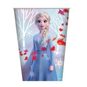 8pk Disney Frozen 2 Paper Cups E5830