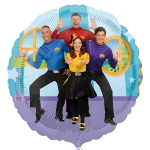 The Wiggles Foil Balloon 43cm 3954101