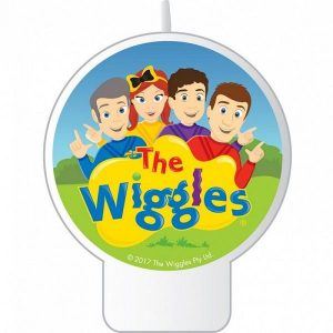 The Wiggles Birthday Candle 8822408