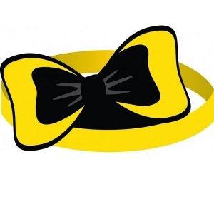 8pk The Wiggles Emma Headbands 8824785