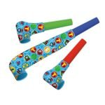 8pk Thomas And Friends Blowouts Blowers Favours E3938
