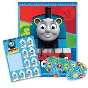 Thomas And Friends Party Game E3944