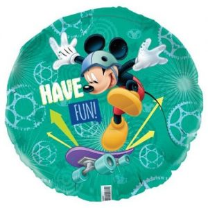 Disney Mickey Mouse Foil Balloon 45cm E2205