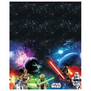 Star Wars Table Cover Tablecloth E2880