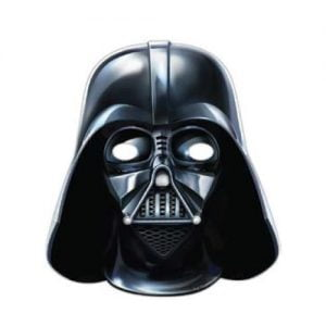 6pk Star Wars Darth Vader Paper Masks E2883