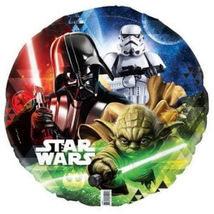 Star Wars Foil Balloon 45cm E2894