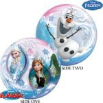 Disney Frozen Bubble Balloon 56cm Qualatex 32688