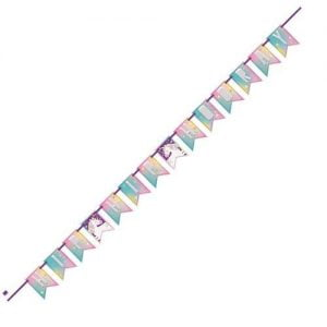 Unicorn Block Bunting Flag Banner Hanging Decorations 72500