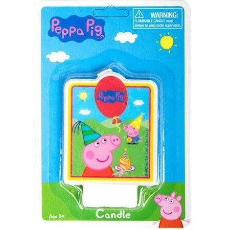Peppa Pig Flat Candle 010751