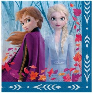 Disney Frozen 2 Large Napkins Serviettes 20pk 512087