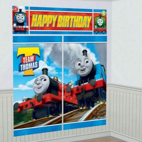 Scene Setter Thomas And Friends Backdrop 670619