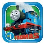 Small Plates 17CM 8pk Thomas And Friends 541752