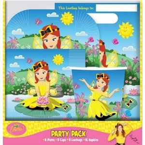 Party Pack 40PCS For 8 Guests Emma 8830908