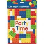 LEGO Party Bags 8pk 58243