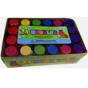 24 Mini Party Bubbles Party Favours 95233