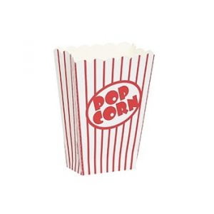 10 Popcorn Boxes 59022