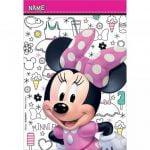 Party Bags 8pk Disney Minnie Mouse 371868