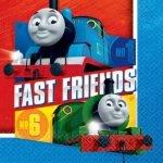Napkins 16pk Thomas And Friends Serviettes 511752
