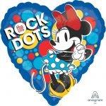 Foil Balloon 43CM Disney Minnie Mouse 3312501