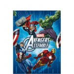 Table Cover Avengers Superhero Tablecloth 571354