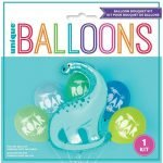 Bouquet Balloons 6pk Dino Dinosaurs 73887