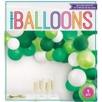 Balloons Garland 40PCS Animal Jungle Safari Green Balloons Arch Kit 75461