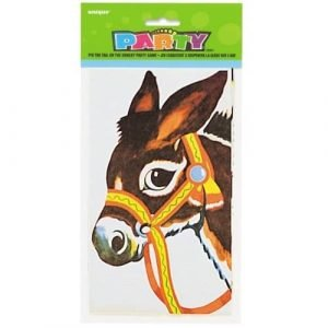 Pin The Tail On the Donkey Party Game 2501