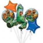 Bouquet Balloons 5pk Dino The Good Dinosaur 2895901