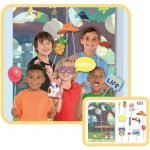 Scene Setter With Props Bluey Backdrop 8837204