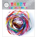 Curling Ribbons With Balloon Clips 12pk Multi-colour E816